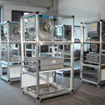 Centrali di trattamento aria verticali