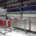 Condotte HVAC modulo UPS