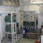 Impianti per celle frigorifere