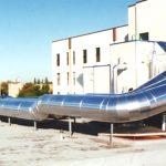 Impianto HVAC industriale