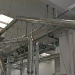 Impianto aspirazione laboratorio Alimentare (2)