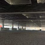 A60 Underdeck insulation + InCLAD system